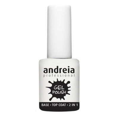 Verniz Gel Andreia - Base/Top Coat 2 em 1