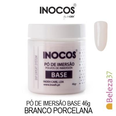Pó de Imersão Inocos - Base 46g - Branco Porcelana