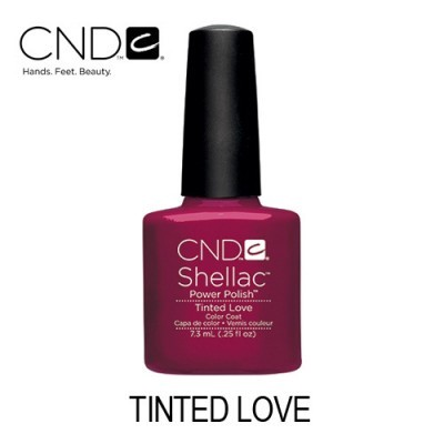CND Shellac – Tinted Love