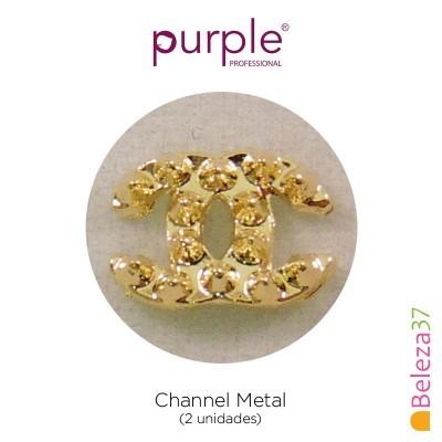 Channel Metal (2 unidades)