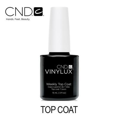 CND Vinylux – Top Coat #09862