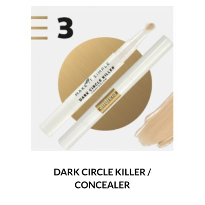 Andreia Face 3 - DARK CIRCLE KILLER