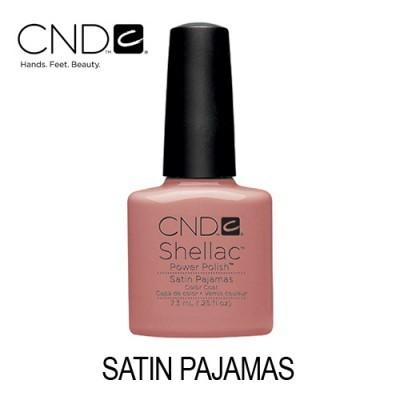 CND Shellac – Satin Pajamas 91959 (90486)