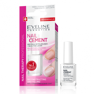 Tratamento de Unhas Eveline Base Coat