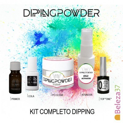 KIT Completo Dipping Powder
