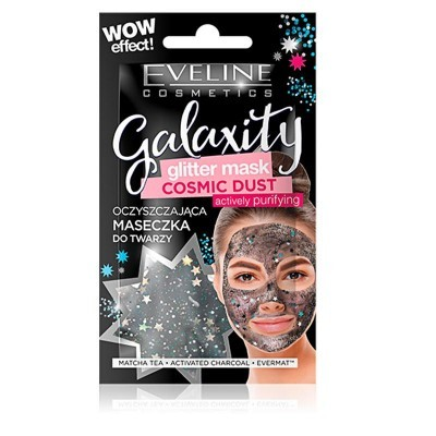 Máscara Eveline Galaxity Glitter Mask Cosmic Dust