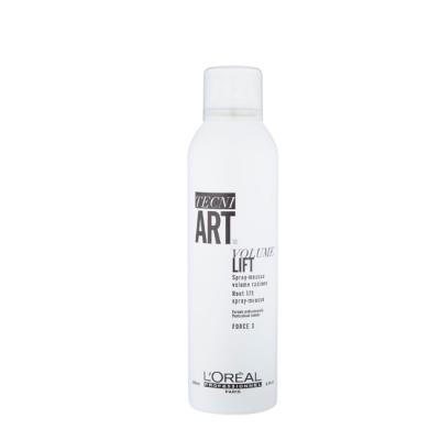 Spray-Espuma L'Oréal Tecni Art Fix Force 3 Volume Lift 250ml