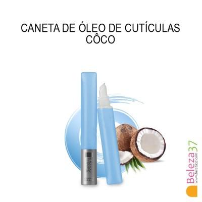 Caneta de Óleo de Cutículas - Aroma a Côco