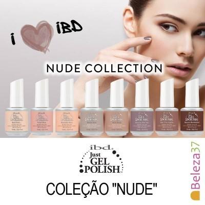 IBD – Coleção Nudes (8 Cores) (Envio em 5 dias úteis)
