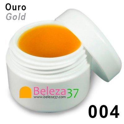 Gel de Cor 004 – Ouro (Gold)