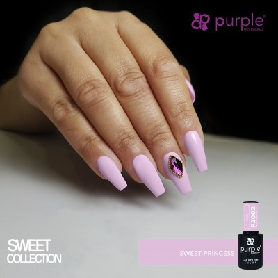 Verniz Gel PURPLE P2002 – Sweet Princess