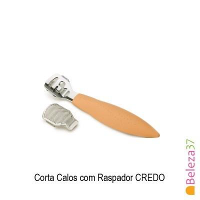 CREDO - Corta Calos com Raspador