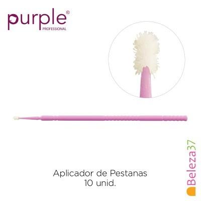 Aplicador de Pestanas PURPLE - 10 unidades
