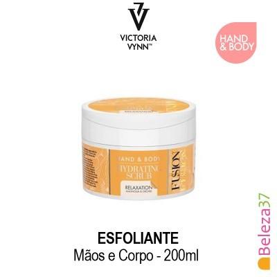 Esfoliante Mãos e Corpo Victoria Vynn 200ml