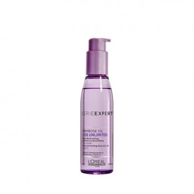 L'Oréal Liss Unlimited - Óleo para Brushing 125ml