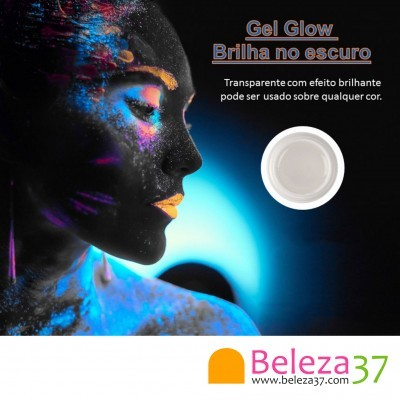 Gel Glow in Dark