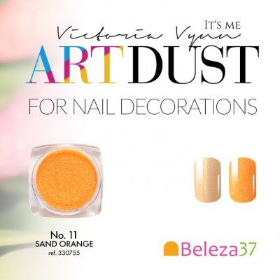 Art Dust Victoria Vynn 11 - SAND ORANGE
