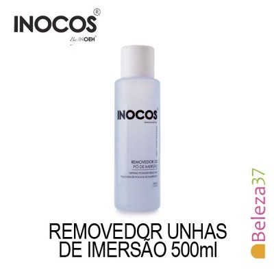 REMOVEDOR INOCOS UNHAS DE IMERSÃO 500ML