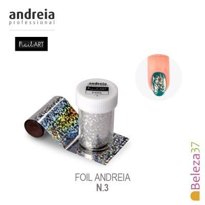 Foil Andreia - n.3
