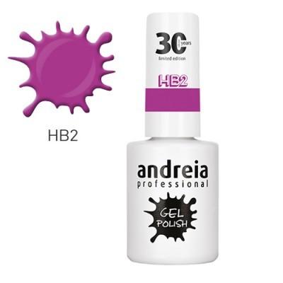 Verniz Gel Andreia HB2 – Roxo Tactel Intenso