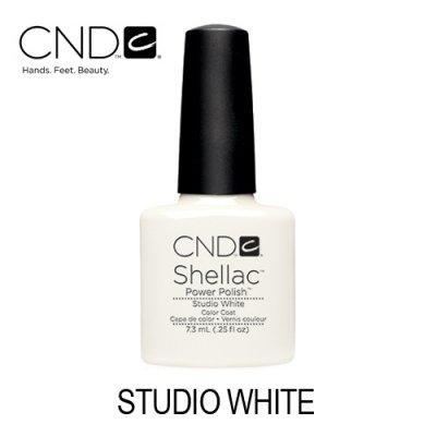 CND Shellac – Studio White 40526