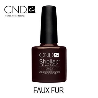 CND Shellac – Faux Fur