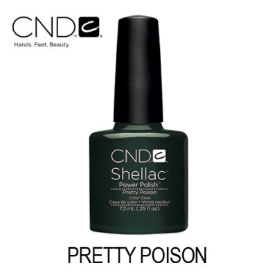 CND Shellac – Pretty Poison