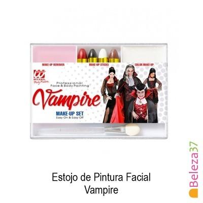 Estojo de Pintura Facial - 09 - Vampire (Vampiro)