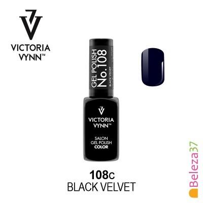 Victoria Vynn 108 – Black Velvet (Preto)