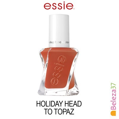 Essie Gel Couture 1139 - Holiday Head To topaz