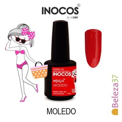 Verniz Gel Inocos 143 - Maria Moledo