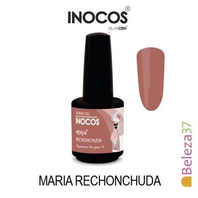 Verniz Gel Inocos 161 – Maria Rechonchuda (Nude Pêssego)
