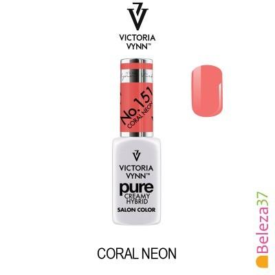 Victoria Vynn Pure 151 – Coral Neon