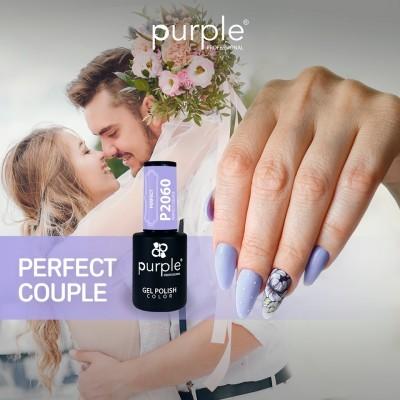 Verniz Gel PURPLE P2060 – Perfect Couple