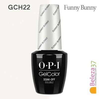 OPI GCH22 – Funny Bunny