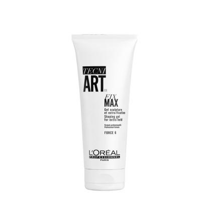 Gel Fixador L'Oréal Tecni Art Fix Max Force 6 200ml