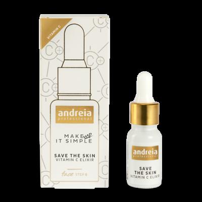 FACE 0 - SAVE THE SKIN Andreia - Vitamin C Elixir