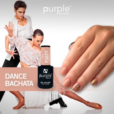 Verniz Gel PURPLE P2077 – Dance Bachata