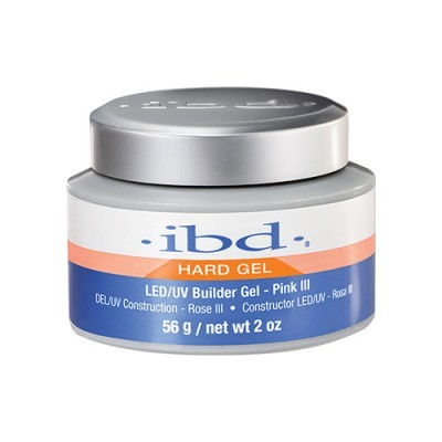 IBD – Gel Construtor LED/UV Rosa III 56g