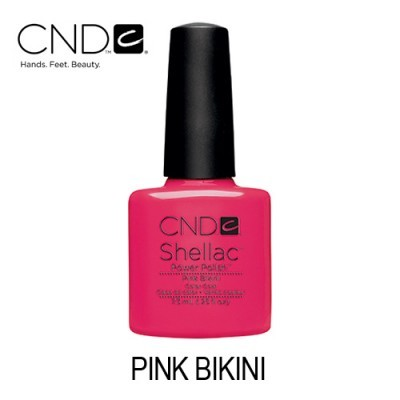 CND Shellac – Pink Bikini 09944