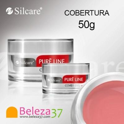 Gel de Construção Pure Line – Cobertura 50g