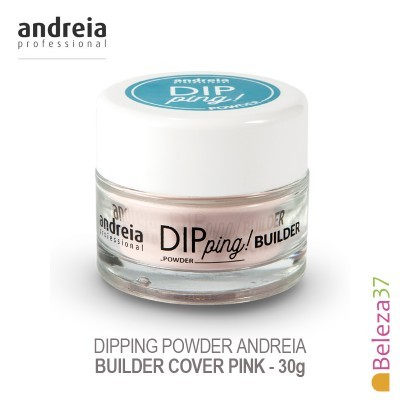 Dipping Powder Andreia - Builder Cover Pink 30g