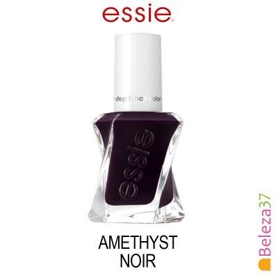 Essie Gel Couture 1146 - Amythist Noir