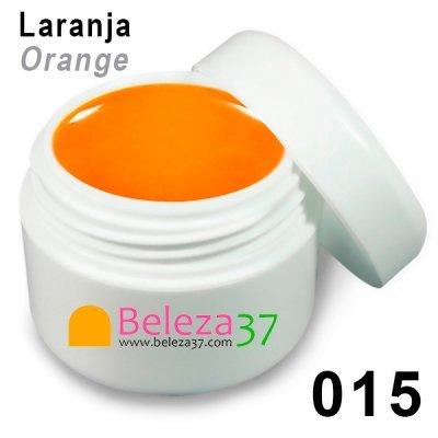 Gel de Cor 015 – Laranja (Orange)