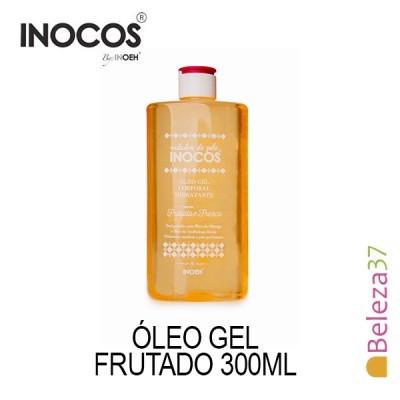 Óleo Gel Hidratante Inocos - Aroma Frutado e Fresco 300ml