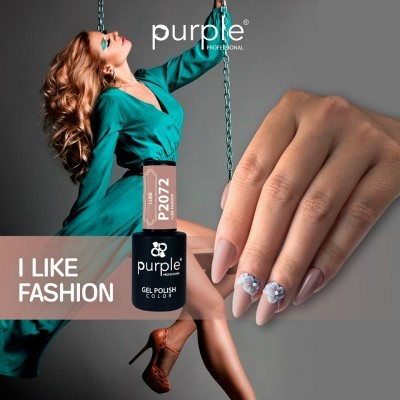 Verniz Gel PURPLE P2072 – I Like Fashion