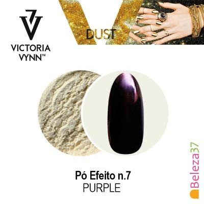 Pó Efeito Victoria Vynn n.7 Purple (Roxo)