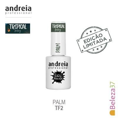 Verniz Gel Andreia TF2 – Palm (Verde Tropa)