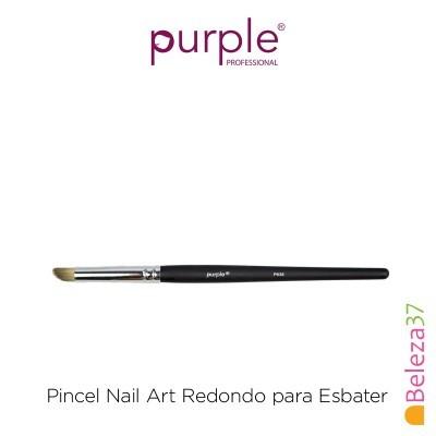Pincel Nail Art Redondo para Esbater