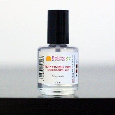 Top Finish Gel Frio 15ml - extra brilho para Gel e Verniz Normal